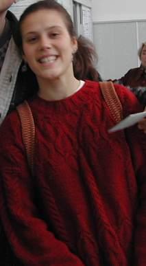 Тип: Робеспьер, ЛИИ Подтип: ИЛ           Женщина  Marka