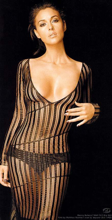 Тип: Бальзак, ИЛИ Подтип: ИЛ           Женщина  Моника Белуччи (Monica Bellucci)