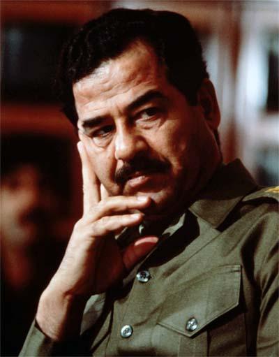 Тип: Максим, ЛСИ Подтип: ИЛ           Мужчина  Саддам Хуссейн (Saddam Hissein)