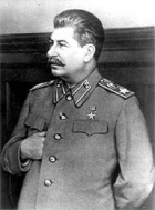 Сталин Иосиф Виссарионович  Тип: Максим, ЛСИ Подтип: СЛ