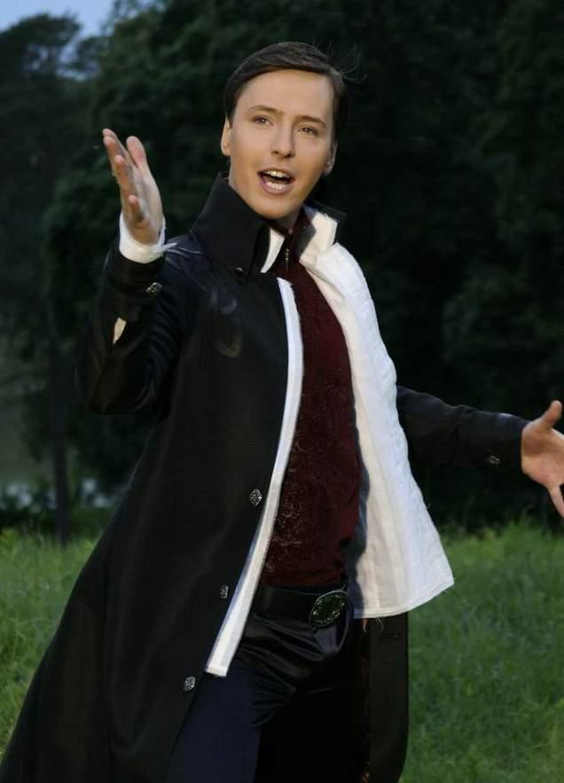 Тип: Гамлет, ЭИЭ Подтип: ИЭ           Мужчина  Витас (Грачев Виталий Владасович)