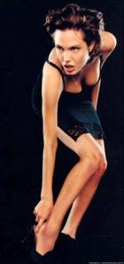 Анджелина Джоли (Angelina Jolie)  Психотип: Бальзак, ИЛИ Подтип: ИЛ