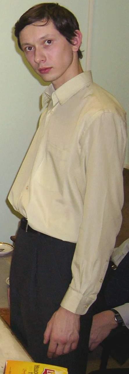 Тип: Робеспьер, ЛИИ Подтип: ИЭ           Мужчина  Светлячок