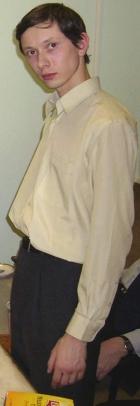 Светлячок  Тип: Робеспьер, ЛИИ  Мужчины
