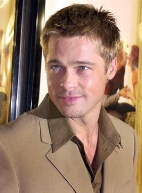 Тип: Робеспьер, ЛИИ Подтип: СЛ           Мужчина  Брэд Питт (Brad Pitt)