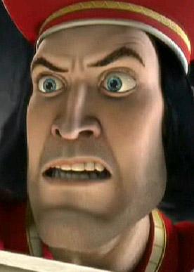 Тип: Штирлиц, ЛСЭ Подтип: СЛ           Мужчина  Лорд из мультфильма Шрек (Lord Farquaad)