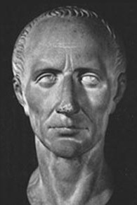 an analysis of the political might of gaius julius caesar in the global history