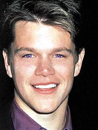 Тип: Робеспьер, ЛИИ Подтип: СЛ           Мужчина  Мэтт Дэймон (Matt Damon)