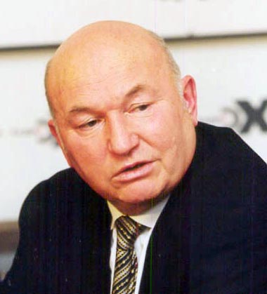 Тип: Наполеон, СЭЭ Подтип: СЭ           Мужчина  Лужков Юрий Михайлович