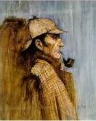 Шерлок Холмс (Sherlock Holmes)  Психотип: Штирлиц, ЛСЭ Подтип: ИЛ