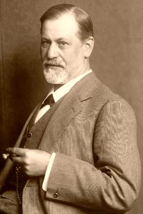 Тип: Бальзак, ИЛИ Подтип: СЛ           Мужчина  Зигмунд Фрейд (Sigismund Schlomo Freud)