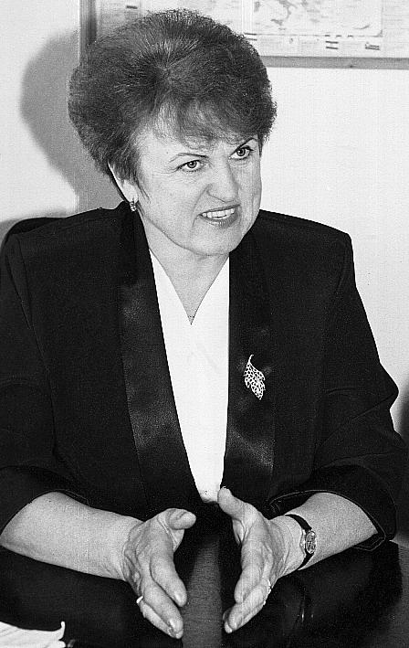 Тип: Штирлиц, ЛСЭ Подтип: СЛ           Женщина  Казимира Прунскене (Kazimiera Prunskiene)