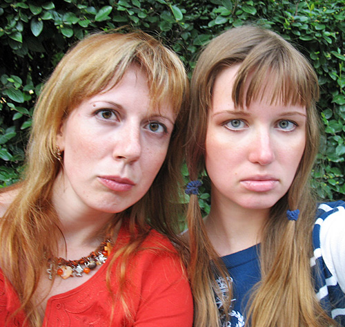 Тип: Есенин, ИЭИ Подтип: ИЛ           Женщина  Две Еси (Melyan и Queenie)