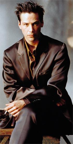 Тип: Дон Кихот, ИЛЭ Подтип: ИЛ           Мужчина  Киану Ривз (Keanu Reeves)