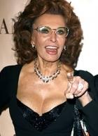 Софи Лорен (Sofia Loren, Sofia Villani Scicolone)  Психотип: Джек Лондон, ЛИЭ Подтип: ИЛ